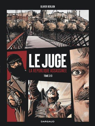 Le juge Vol.2 Berlion Olivier Dargaud